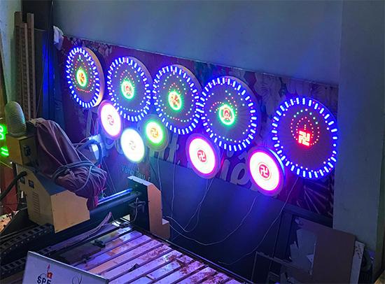 BẢNG ĐÈN LED - MA TRẬN